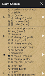 Learn Chinese - screenshot