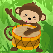 Download Baby musical instruments APK on PC