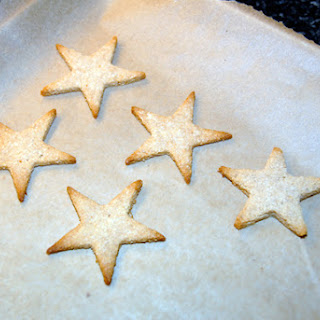Almond Star Cookies Recipes