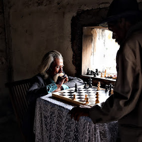 Chess Masters by Deddy  Heruwanto - People Professional People
