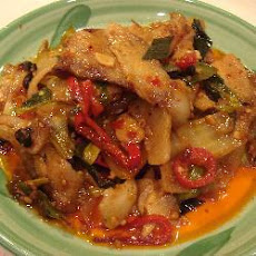 Sichuan Stir-Fried Pork