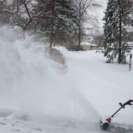 Snow Machine by Marcia Taylor - Novices Only Street & Candid (  )