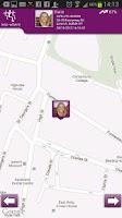 Screenshot of Kno-Where Family Phone Tracker