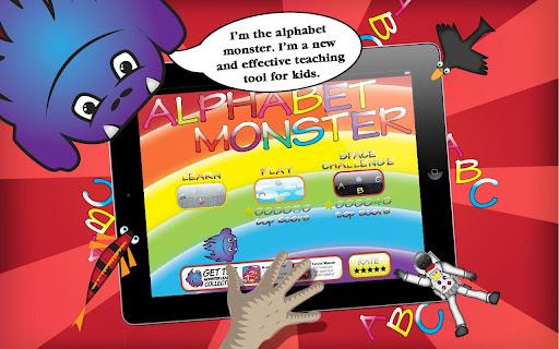 Alphabet Monster