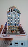 Screenshot of I-Card