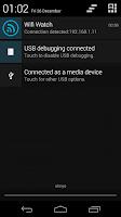 Screenshot of Wifi Watch