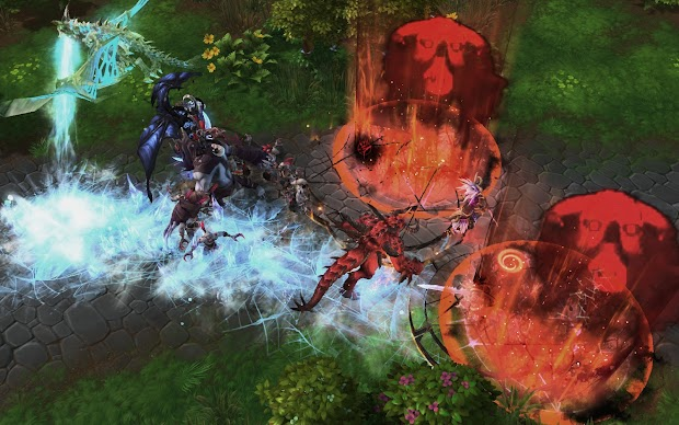 Blizzard preparing to run an early Heroes Of The Storm alpha test