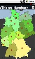 Screenshot of Terra Map Quiz