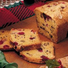 Cranberry Orange Loaf