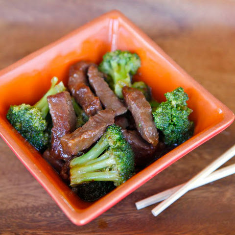 Chinese Broccoli Beef
