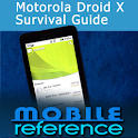 Motorola Droid X Guide icon
