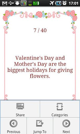 【免費娛樂App】Valentine's Day Fun Facts-APP點子