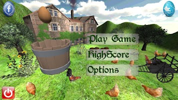 Screenshot of Crazy Eggs 3D