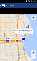 Screenshot of MCTS Tracker