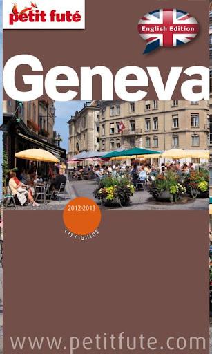 Geneva 2012-2013 - Petit Futé