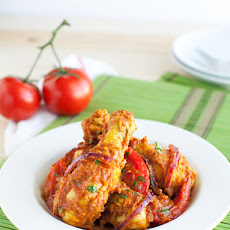 Spiced Tomato Chicken