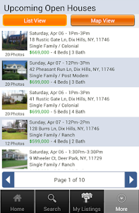 Carol A. Conigliaro, Realtor - screenshot