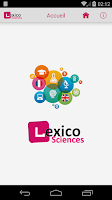 Screenshot of Lexico Sciences