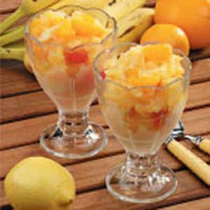Tropical Fruit Slush