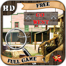 Go West New Free Hidden Object