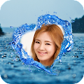 Download Lovely Water Photo Frames APK for Android Kitkat