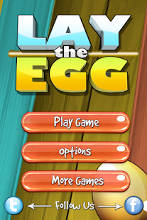 Lay The Egg - screenshot