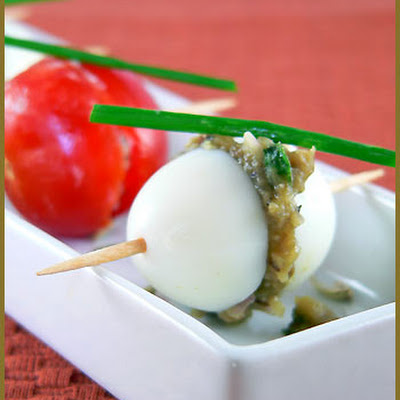 Quail Egg Vegetarian Recipes