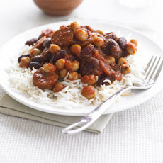 Quick Bean & Chorizo Chilli