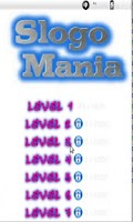Screenshot of Slogan Logo Mania Quiz