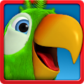 Talking Pierre the Parrot APK for Bluestacks