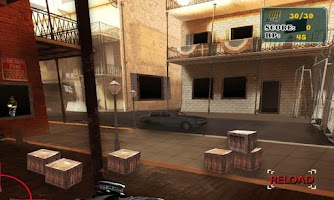 Screenshot of Sniper Shooter