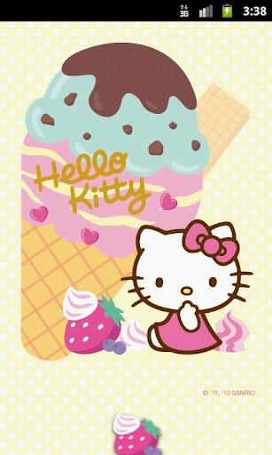 Hello Kitty Lovely IceCream