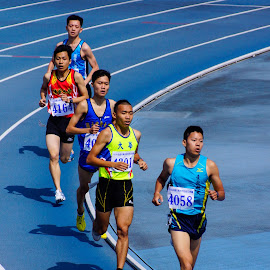 by Min Hsiu Tsai - Sports & Fitness Running