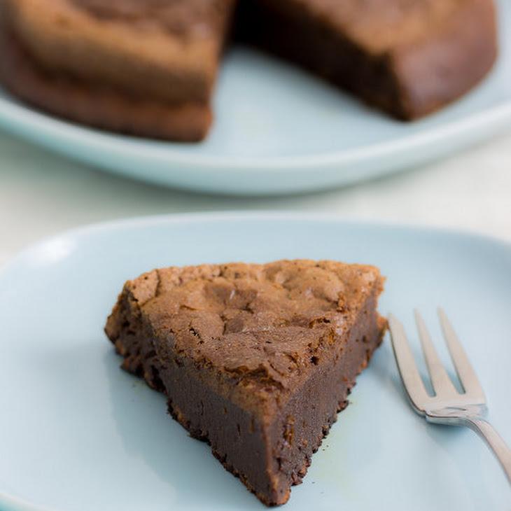 Flourless Nutella Cake Recipe | Yummly