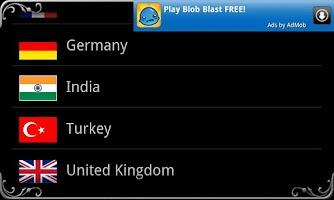 Screenshot of real Radio United Kingdom