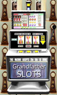 Grandfather Slots - Free - screenshot