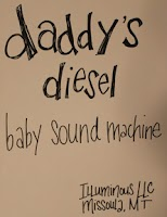 Screenshot of Daddy's Diesel Sound Machine