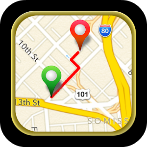 Driving Route Finder™ - Find GPS Location & Routes For PC (Windows & MAC)