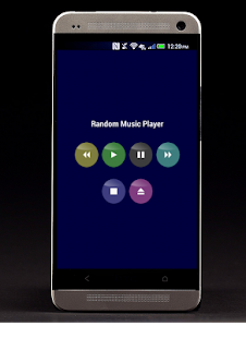 Super Music Player - screenshot