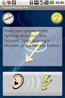 Screenshot of ThunderHunter