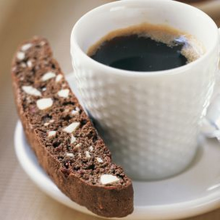 Chocolate Cherry Almond Biscotti Recipes — Dishmaps