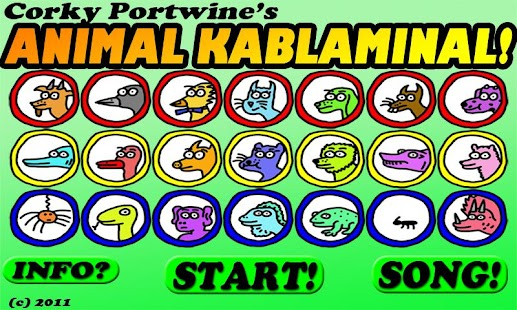 Animal Kablaminal - screenshot