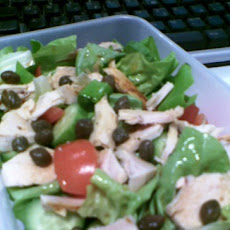 Rotisserie Vinaigrette Chicken Salad