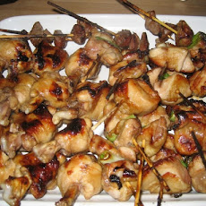 Yakitori (Grilled Chicken Kebabs)