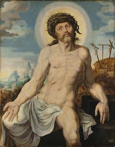 RIJKS: workshop of Maarten van Heemskerck: painting 1550