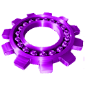 Purple Punch for CM7 icon