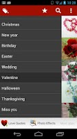Screenshot of Best Greeting Cards HD