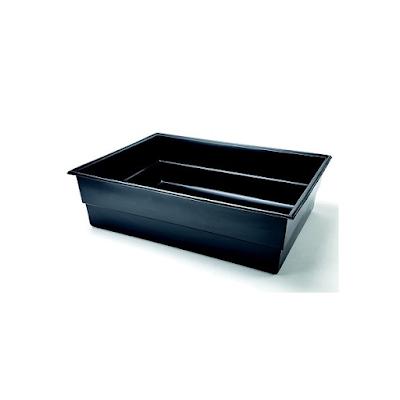 acheter bassin rectangulaire preforme en pe 1150 x 1550 x 450 mm roquefort les pins chez d cor. Black Bedroom Furniture Sets. Home Design Ideas