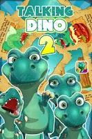 Screenshot of Talking Dinosaur