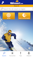 Screenshot of Skiresort.info – ski app